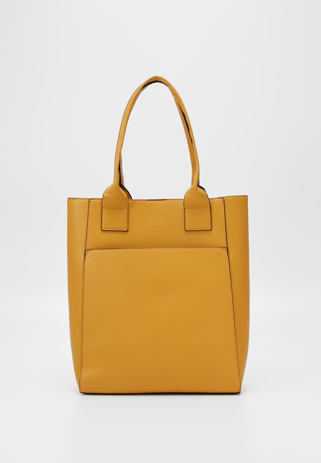 Tote bag - dark yellow