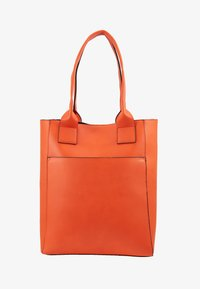 Even&Odd - Tote bag - orange - 1