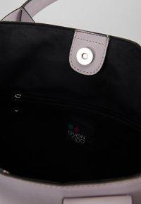 Even&Odd - Shopping bag - lilac - 4
