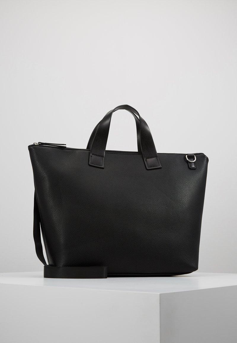 Even&Odd - Notebooktasche - black