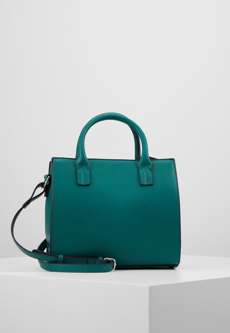 Even&Odd - Bolso de mano - dark green