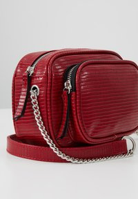 Even&Odd - Across body bag - red - 6