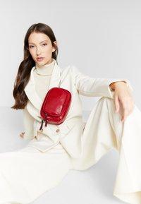 Even&Odd - Across body bag - red - 1