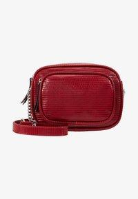 Even&Odd - Across body bag - red - 5