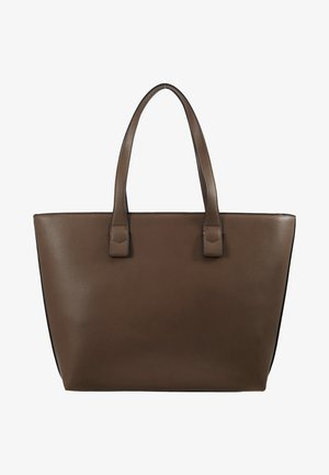Shopper - taupe