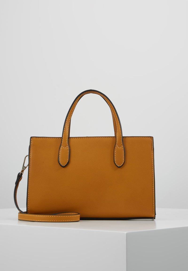 Even&Odd - Handbag - dark yellow