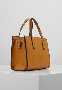 Even&Odd - Handbag - dark yellow - 3