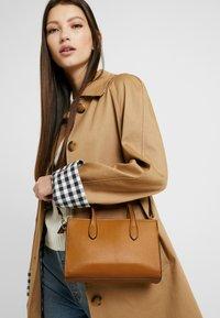 Even&Odd - Handbag - dark yellow - 1