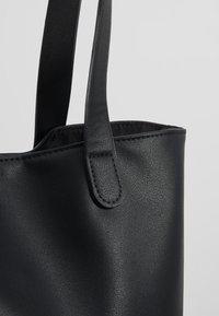 Even&Odd - Tote bag - black - 6