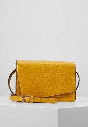 Skulderveske - yellow