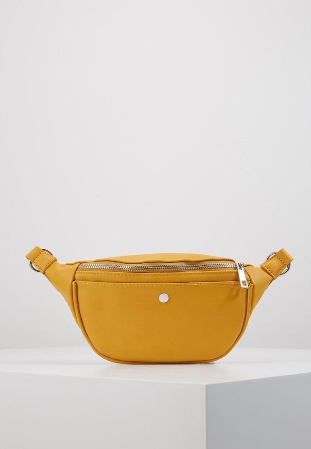 Bæltetasker - yellow