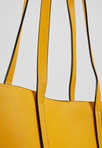 Even&Odd - Torba na zakupy - yellow - 6