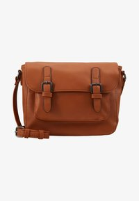 Even&Odd - Across body bag - cognac - 1