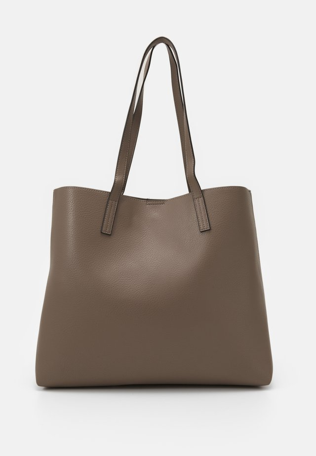 Shopping bag - grey