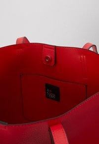 Even&Odd - Tote bag -  red - 5