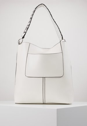 SHOPPING BAG / POUCH SET - Cabas - white