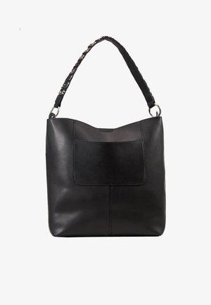 SHOPPING BAG / POUCH SET - Bolso shopping - black