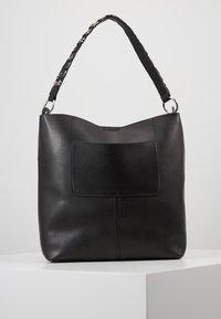 Even&Odd - SHOPPING BAG / POUCH SET - Velká kabelka - black - 1