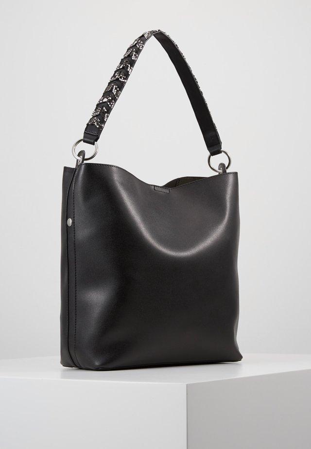 SHOPPING BAG / POUCH SET - Shopper - black