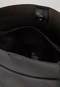 Even&Odd - SHOPPING BAG / POUCH SET - Velká kabelka - black - 2