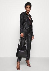Even&Odd - SHOPPING BAG / POUCH SET - Shopping bag - black - 6