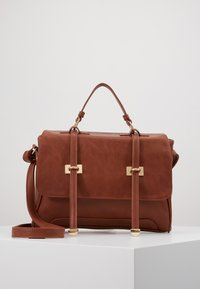 Even&Odd - Across body bag - cognac - 0