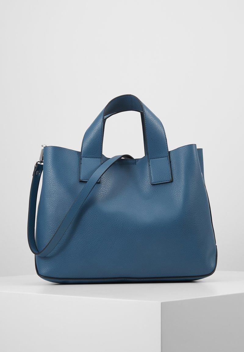 Even&Odd - Velká kabelka - blue