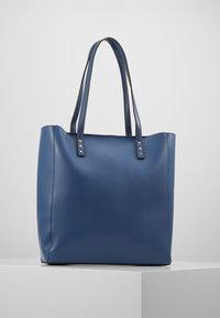 Even&Odd - Shopping bag - dark blue - 0