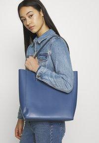 Even&Odd - Shopping bag - dark blue - 1