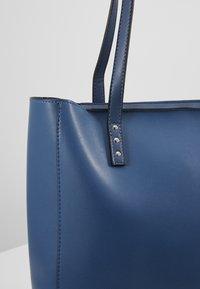 Even&Odd - Shopping bag - dark blue - 5