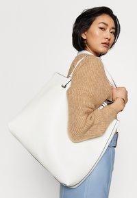 Even&Odd - SET - Shopping bags - white - 1
