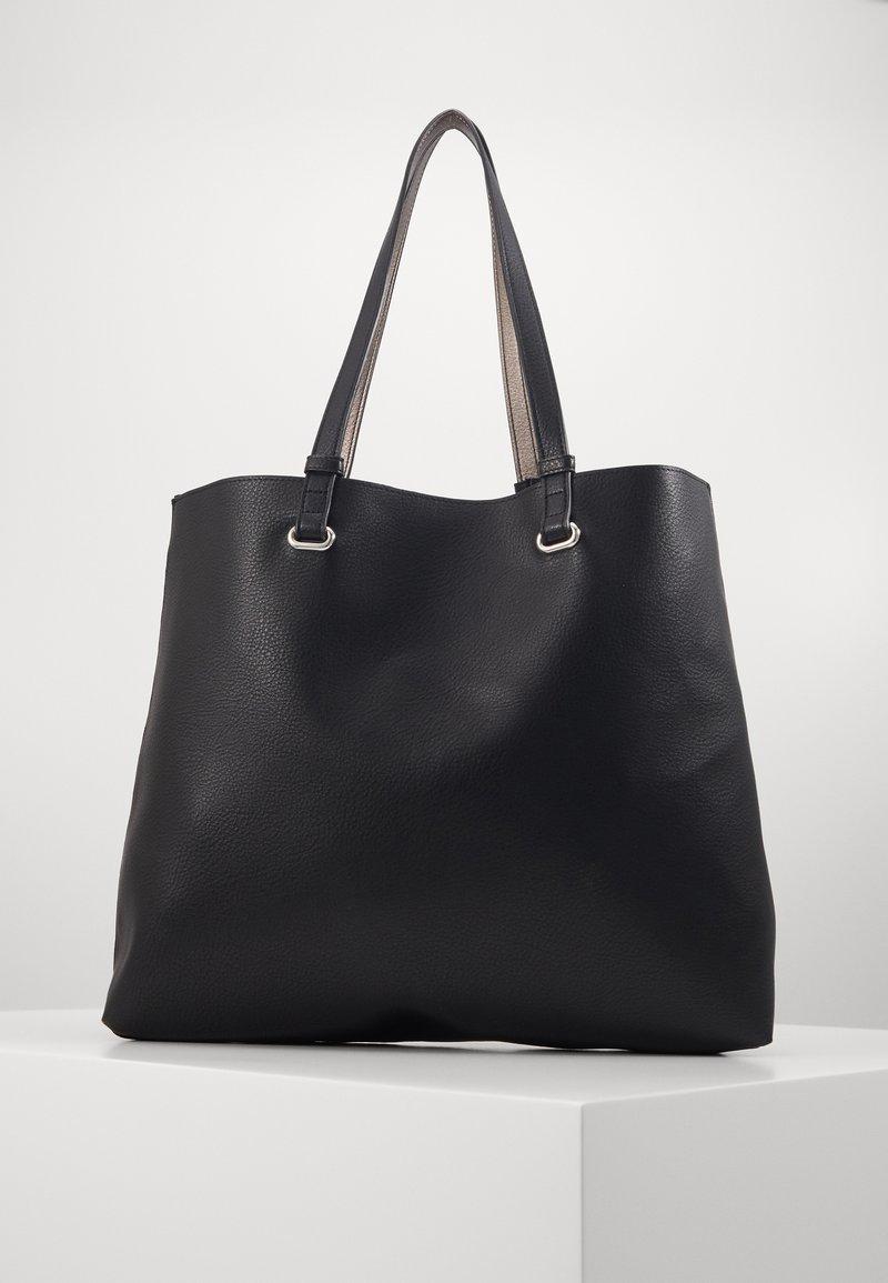 Even&Odd - SET - Velká kabelka - black