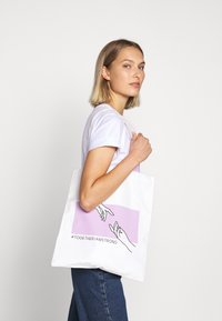 Even&Odd - Shoppingveske - white - 1