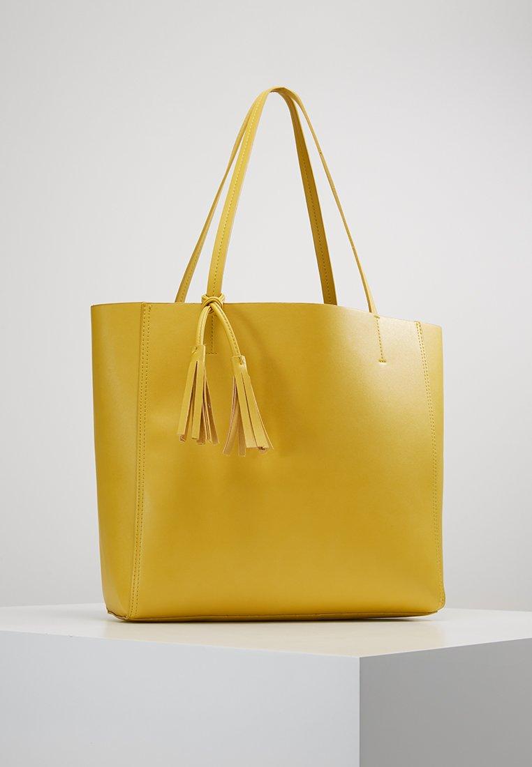 Even&Odd - Bolso shopping - yellow