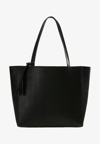 Even&Odd - Shopping Bag - black - 4