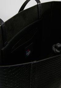 Even&Odd - Shopping Bag - black - 5