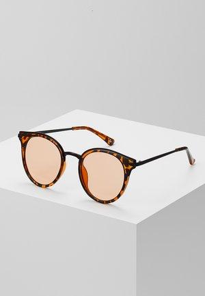 Occhiali da sole - brown/orange