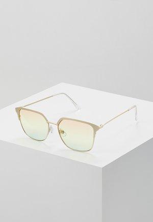 Occhiali da sole - gold-coloured