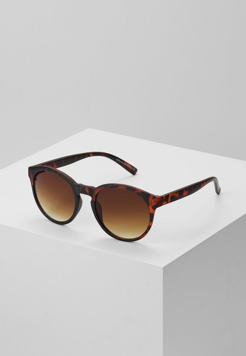 Even&Odd - Sluneční brýle - brown