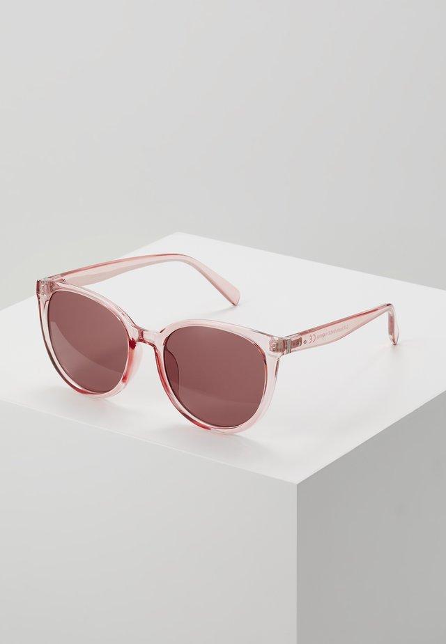Solglasögon - rose
