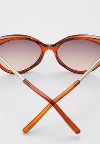 Even&Odd - Sonnenbrille - light brown - 3