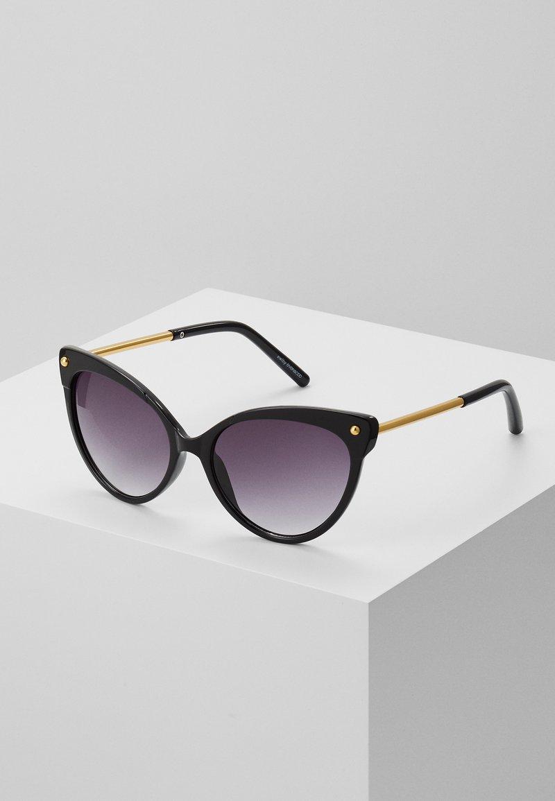 Even&Odd - Okulary przeciwsłoneczne - black