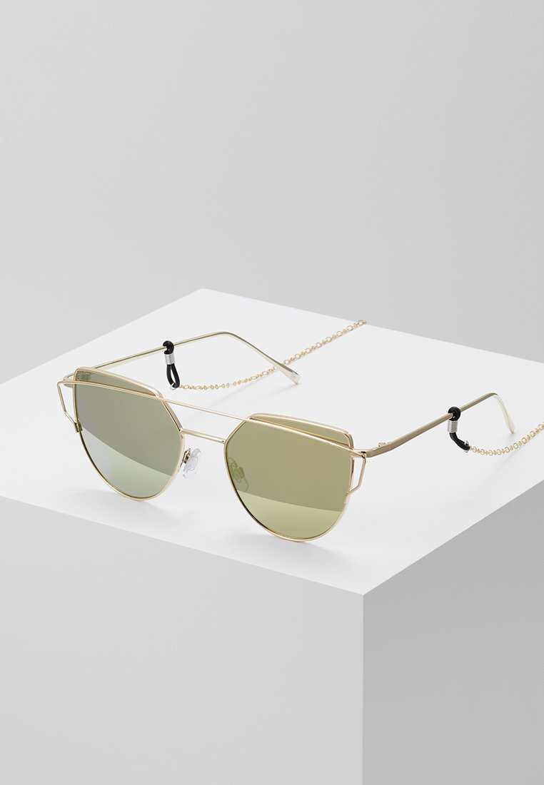 Even&Odd - Sonnenbrille - gold-coloured