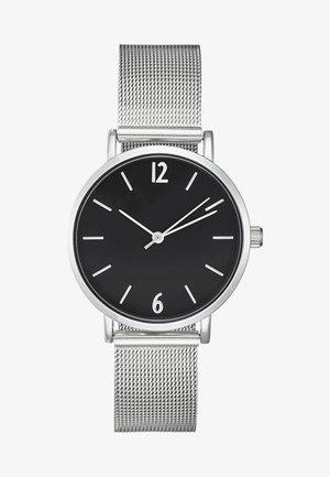 Hodinky - silver/black