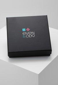 Even&Odd - Hodinky - silver-coloured/black - 4