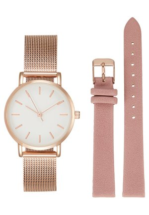 Watch - rosegold-coloured/rose