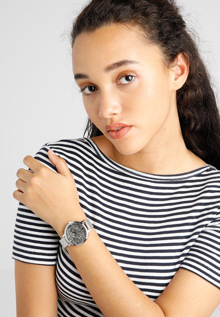Even&Odd - Reloj - silver-coloured