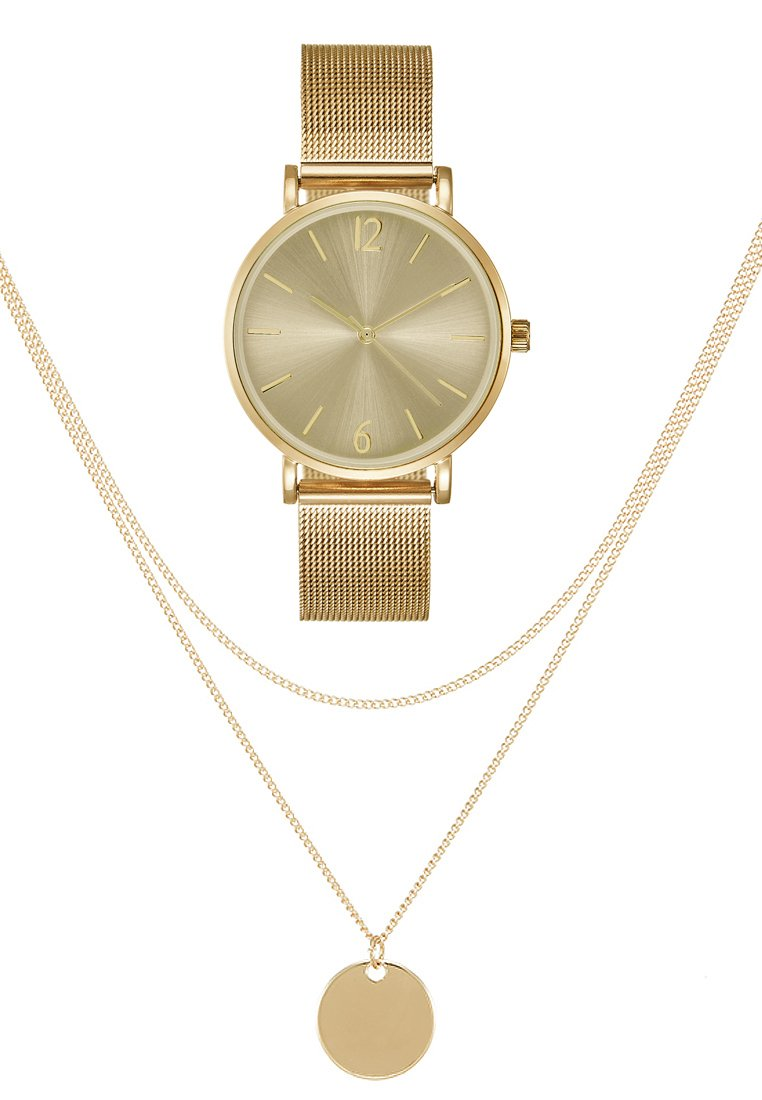 Even&Odd - SET - Watch - gold-coloured