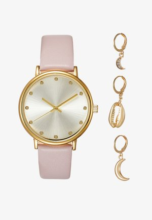 SET - Watch - rose/gold-coloured