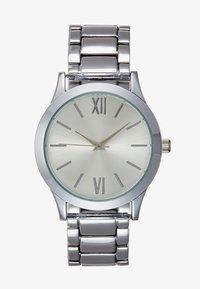 Even&Odd - Horloge - silver-coloured - 0